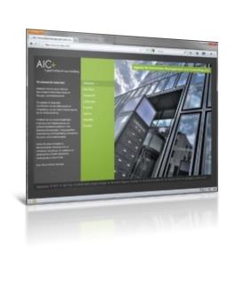 Webdesign, CMS-Entwicklung AIC-Plus